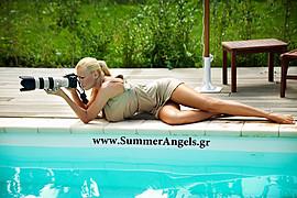 Commercial Modeling by μοντέλο Θεοφανία Καλογιάννη #107660