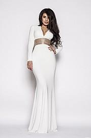 Fashion Modeling, Evening Dress by Модель Эльмира Абдразакова #81984